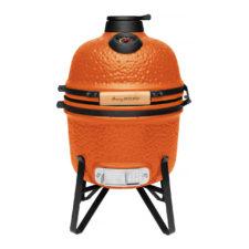 Керамический уличный гриль маленький 40*33*58см (оранжевый) BergHOFF