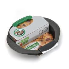 Форма для запекания круглая с инструментом для нарезания 30*27*5см Perfect Slice BergHOFF