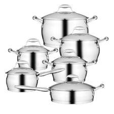 Набор посуды 12пр Essentials Zeno BergHOFF