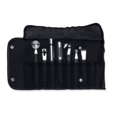 Набор 8пр ножей для фигурной вырезки в складной сумке BergHOFF