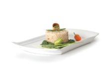 Блюдо прямоугольное сервировочное 340*184мм Concavo BergHOFF