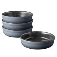 4пр набор форм порционных для крем брюле Gem 12,5x12,5x3,5см BergHOFF