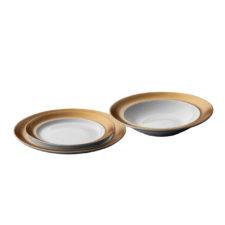 3пр набор тарелок белый BergHOFF