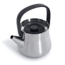 Чайник 2в1 для плиты и заварочный 1л (металл) Ron BergHOFF