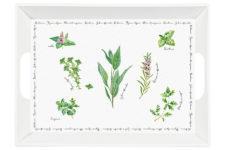 Поднос с ручками Herbarium без инд.упаковки