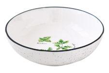 Тарелка суповая Herbarium без инд.упаковки 18 см