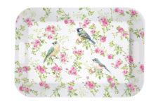 Поднос с ручками Птицы в саду без инд.упаковки