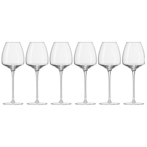"""Набор бокалов для красного вина Krosno""""Винотека.Пино-нуар"""" 610мл, 6 шт"""