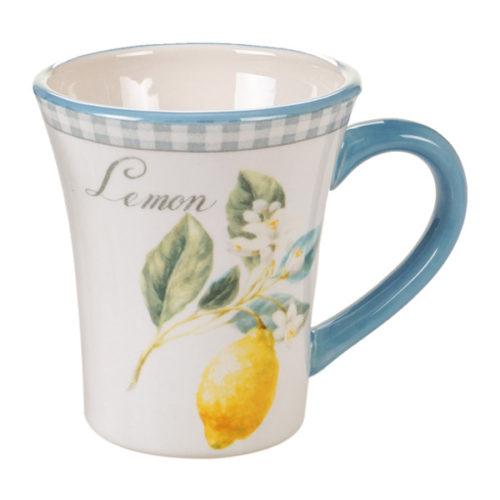 "Кружка Certified Int. ""Лимоны"" 410мл (Lemon)"