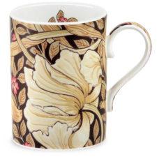"""Кружка Royal Worcester """"Моррис и Ко.Первоцвет"""" 350мл (коричневая)"""