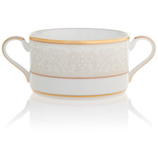 "Чашка суповая Noritake ""Белый дворец"" 210мл"