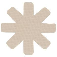 Набор из 2 ковриков защитных для антипригарного покрытия, дымчатый