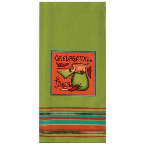 """Полотенце прямоугольное Kay Dee Designs """"Фиеста"""" 46X71см"""