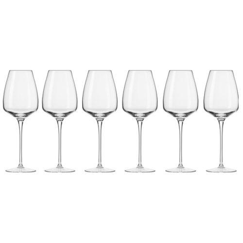 """Набор бокалов для красного вина Krosno """"Винотека. Бордо"""" 560мл, 6 шт"""
