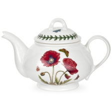 "Чайник Portmeirion ""Ботанический сад.Мак"" 600мл"