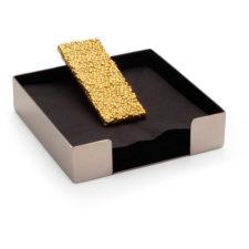 """Подставка для салфеток Michael Aram """"Золотые жемчужины"""" 13см"""