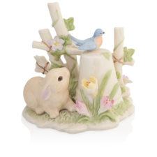 "Фигурка Lenox ""Кролик в саду"" 13см"