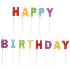 """Набор свечей """"Happy Birthday"""" Wilton 7,6см, 13 шт"""