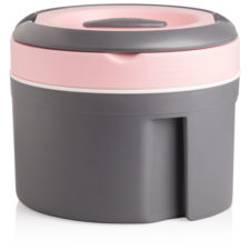 Термокастрюля Pinnacle 2,5л (розовая крышка)