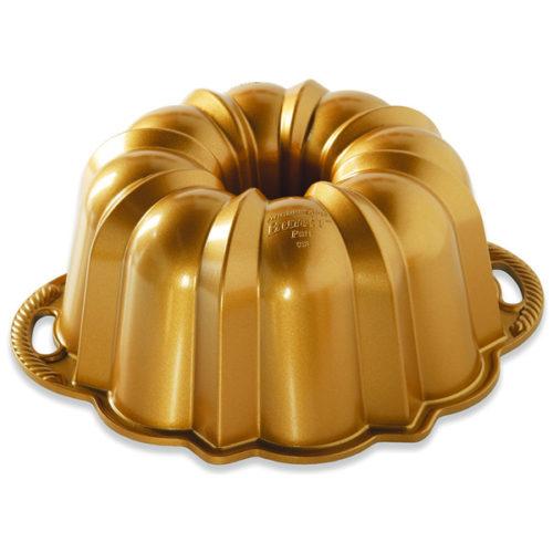 Форма для выпечки Праздничный пирог, объем 3,5 л (литой алюминий)