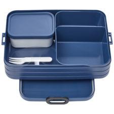 Ланч-бокс со съемными контейнерами Mepal 1,5л (темно-синий)