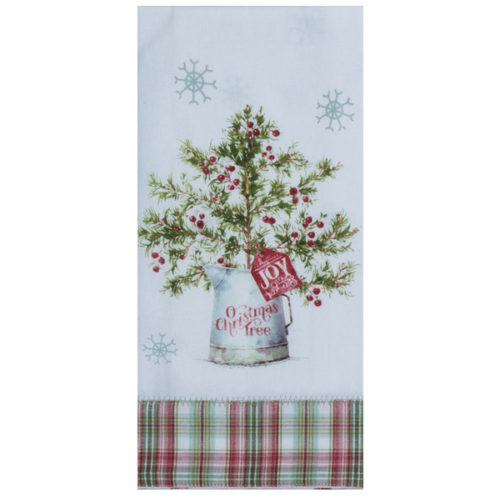 """Полотенце прямоугольное  46х72см """"Рождество"""""""