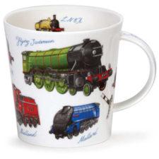 """Кружка Dunoon """"Поезда.Кернгорм"""" 480мл"""