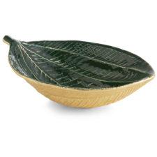 """Чаша для орешков Michael Aram """"Тропический лес"""" 18см"""