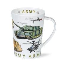 "Кружка Dunoon ""Армия.Аргайл"" 500мл"