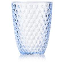 "Стакан для воды 360мл Diligence4us ""Бриллиант""(голубой)"
