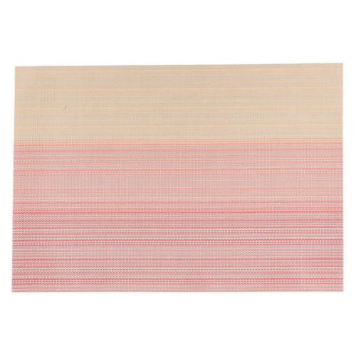 """Салфетка подстановочная 33х48см """"Иниеста"""" (розовый градиент)"""