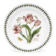 """Тарелка обеденная Portmeirion """"Ботанический сад.Тюльпаны"""" 25см"""