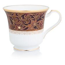 "Чашка чайная Noritake ""Ксавьер,золотой кант"" 200мл"