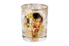 Стакан для виски Поцелуй (Г.Климт) в подарочной упаковке