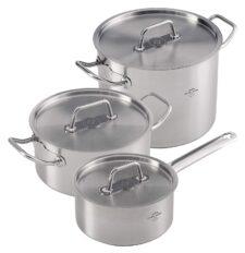 Набор посуды 3 предмета 1,5л/3л/6л Montreux Kuhn Rikon