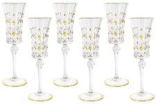 Набор: 6 бокалов для шампанского Флоренция, Same