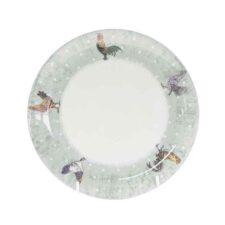 Тарелка обеденная 26 см Птичий двор Churchill