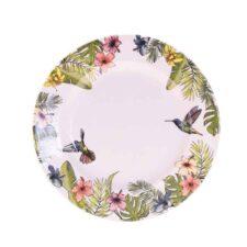 Тарелка обеденная 26 см Тропический лес Churchill