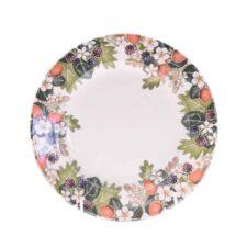 Тарелка обеденная 26 см Клубничная поляна Churchill