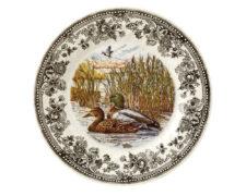 Тарелка десертная Churchill 20 см Quintessential Game Mallard