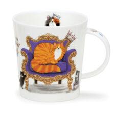 """Кружка Dunoon """"Королевская рыжая кошка.Ломонд"""" 320мл"""