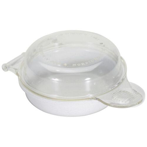 Форма для приготовления яиц для бургеров в СВЧ Nordic Ware Д10,5хН6см, пластик