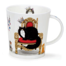 """Кружка Dunoon """"Королевская черная кошка.Ломонд"""" 320мл"""