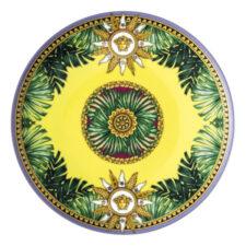 """Тарелка десертная Rosenthal Versace """"Мир джунглей"""" 17см"""