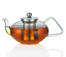 Чайник заварочный с ситечком, 1500 мл, стекло Kuchenprofi (Копировать)