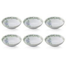 """Набор из 6 чаш для десерта Noritake """"Английские травы"""" 14,5см"""