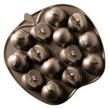 """Форма для выпечки Nordic Ware """"Дольки яблок"""" 0,7л, литой алюминий (коричневая)"""