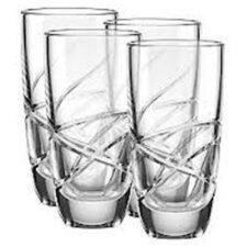 """Набор стаканов для воды Lenox """"Украшение"""" 400мл, 4шт"""