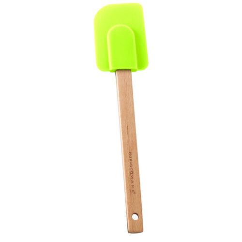 Лопатка силиконовая Nordic Ware (зеленая)