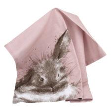 """Полотенце кухонное Pimpernel """"Забавная фауна. Пушистый кролик"""" 74х45см, х/б"""